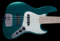 G&L JB-5 Emerald Green Metallic