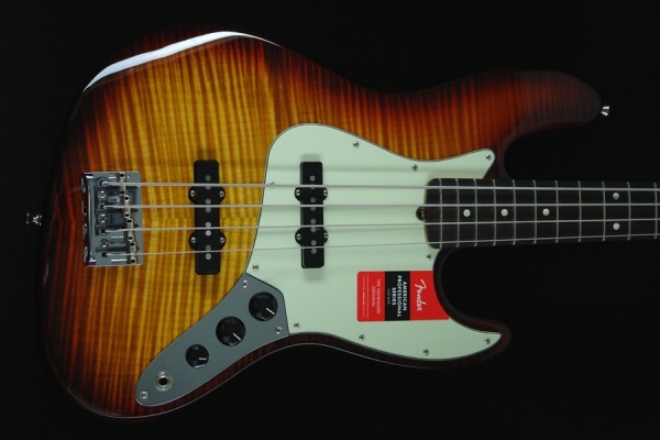 Fender Limited Edition American Professional FMT Jazz