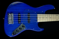 Sadowsky Metroline MV5-WL Will Lee Model Transparent Blue