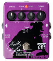 EBS Billy Sheehan Signature Overdrive
