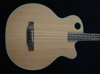 Boulder Creek Acoustic Bass EBR3-N4F