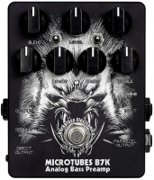 Darkglass Microtubes B7K Analog Bass Preamp Limited Edition