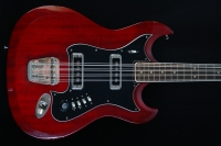 Hagstrom 1960s F-800 8 String Cherry Red
