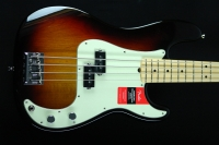 Fender American Professional Precision Tobacco Burst Maple Neck